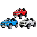 Mercedes GLA 12V Ride-On Toy Car with Working AC