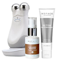NuFACE Trinity Facial Trainer Kit + Collagen Booster