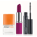 Clinique: Free 3-piece Pretty Kit with Any $55 Purchase