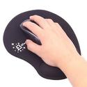 JETech 0882 Mouse Pad with Gel Wrist Rest Soft Comfort Mousepad