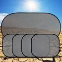 5 Car Side Rear Window Auto Sun Shade