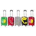 Smiley Hard-Case Spinner Luggage Sets (3-Piece)