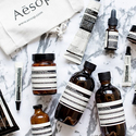 Aesop 21% OFF with Skincare Products