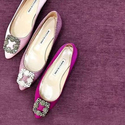 Up to $200 OFF with Manolo Blahnik Purchase