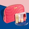 Shiseido: Free 6-pc Skincare Bonus with 2 Qualifying Products