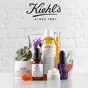 Kiehl's: Free 3 Deluxe Samples with Any $50 Purchase