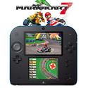 Nintendo 任天堂2DS 掌上游戏机套装
