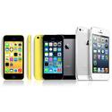 苹果Apple iPhone 5, 5c 和 5s 解锁手机(翻新) + 认证数据线