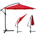 FDW 10' Patio Umbrella Offset Hanging Umbrella