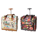 Lily Bloom Wheeled Under Seat Carry-on Bag