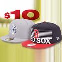 Lids: MLB美国大联盟职业棒球帽只需 $10