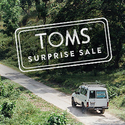 Toms Surprise Sale: Up to 86% OFF Select Styles