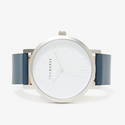 The Horse Brushed Sliver Band Watch