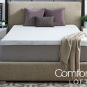 "ComforPedic Loft from Beautyrest 14"" Gel Memory Foam Mattress"