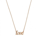 Swarovski Emotion Love Necklace