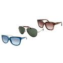 Valentino Women's Square and Aviator Sunglasses