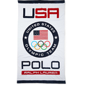 Team USA Beach Towel