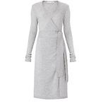 Cashmere Wrap Dress