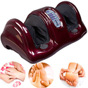 Shiatsu Kneading and Rolling Foot Massager w/Remote