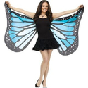 Butterfly Wings Adult Soft fabric Halloween Costume Fancy Dress