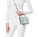 MICHAEL MICHAEL KORS  Sloan Small Calf Leather Crossbody