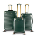 Gabbiano Vintage Collection Hardside Luggage Set (3-Piece)