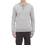 James Perse Cashmere Henley