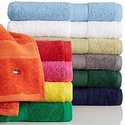 Tommy Hilfiger Bath Towels Start from $2.39