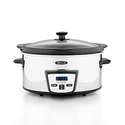 Bella Stainless Steel Slow Cooker