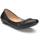 SONOMA Goods for Life Women's Leather Ballet Flats