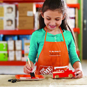 Home Depot: FREE Fire Truck Toy Kids Workshop