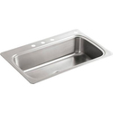 Kohler Verse Top Mounte Stainless Steel Kitchen Sink