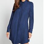 Python Pattern Shirt Dress