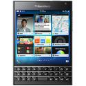 BlackBerry Passport 32GB Black Factory Unlocked GSM Smartphone