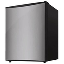 Midea 87LS Compact Single Reversible Door Refrigerator with Freezer