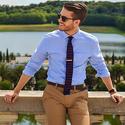 Macys: Extra 20% OFF Select Men's Dress Shirts