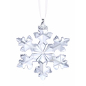 Swarovski 2016 Limited Edition Christmas Snowflake Ornament