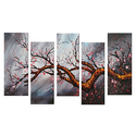 Multi-Panel Paintings, Wrapped Canvas Art from $79.99