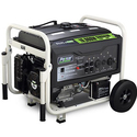 Pulsar 10,000 Peak Watt Portable Utility Dual-Fuel Generator