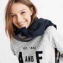 Abercrombie & Fitch:帽衫、运动裤全场$29