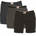 Buffalo Men's Knit Boxer 3 Pack