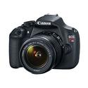 Canon EOS Rebel T5 18MP DSLR and Lens Bundle
