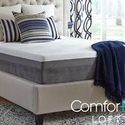 "ComforPedic Loft from Beautyrest 12"" Customized Gel Memory Foam Mattress"