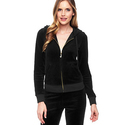 Juicy Couture: Extra 50% OFF Solid Track Jackets