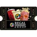 Regal $25 电子礼卡