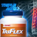 GNC: Triflex Products 3 for 2