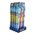 Oral B Shiny Clean Soft Toothbrushes -12 Pack