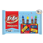 Kit Kat Birthday Miniatures