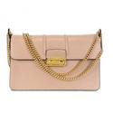 Lanvin Medium Jiji Chain Leather Shoulder Bag