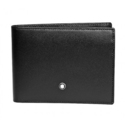 Montblanc Meisterstuck Black Leather Wallet